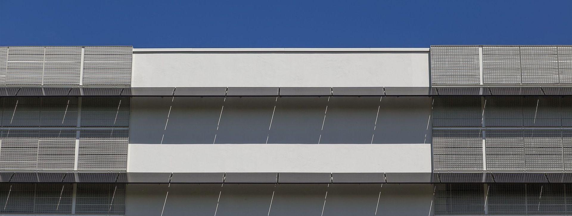 Referenzen Parkhäuser aus Beton