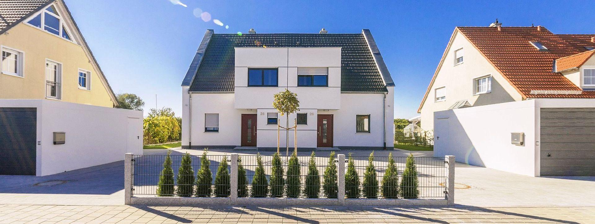 Doppelhäuser Häuserkatalog