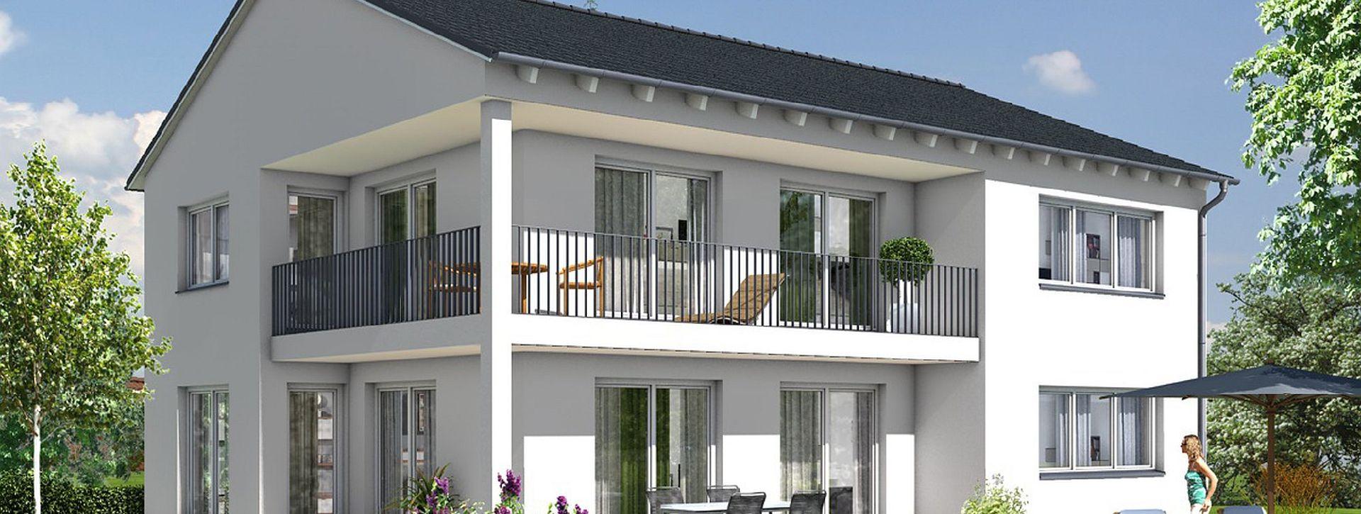 Mehrfamilienhäuser Häuserkatalog