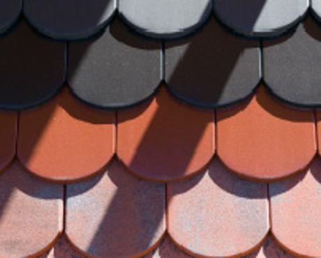 Dächer und Fassaden
